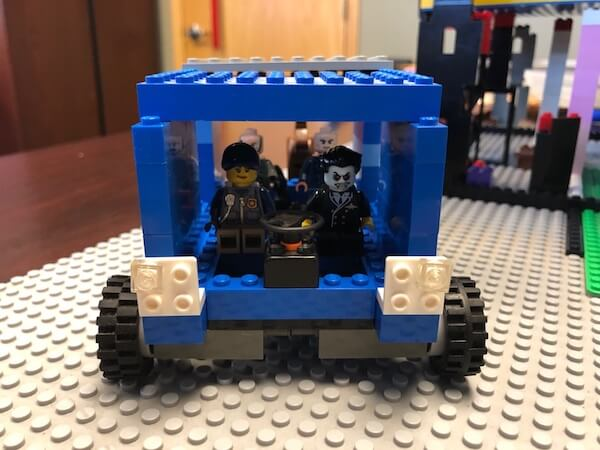 IMG: lego car