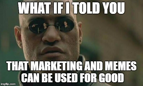 Merging Memes In Your Nonprofit Marketing Firespring